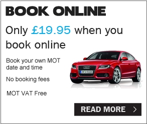 Book your MOT online at Best Fit Glasgow