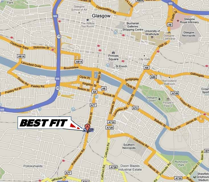 Best Fit MOT Service Centre in Glasgow, 429 Eglinton Toll Glasgow, G5 9SW