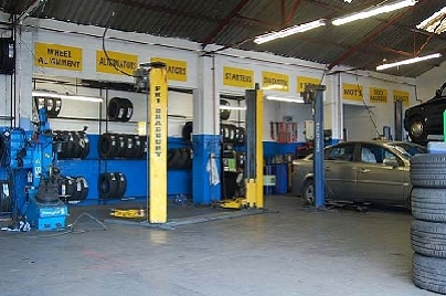 Best Fit Glasgow MOT Service Station