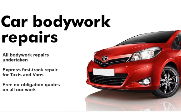 Car Bodywork Repairs in Glasgow at Best Fit